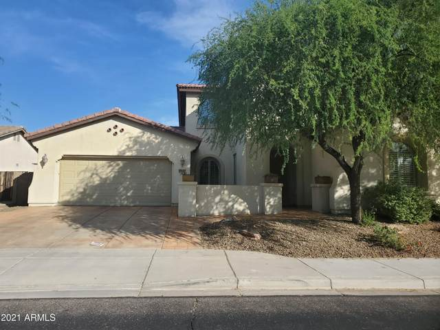 29675 N 122ND Drive, Peoria, AZ 85383 (MLS #6272544) :: Long Realty West Valley
