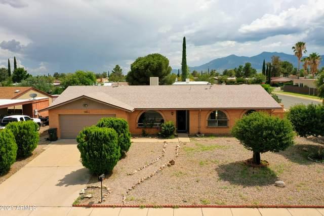 4820 E Foothills Drive, Sierra Vista, AZ 85635 (MLS #6272555) :: Service First Realty