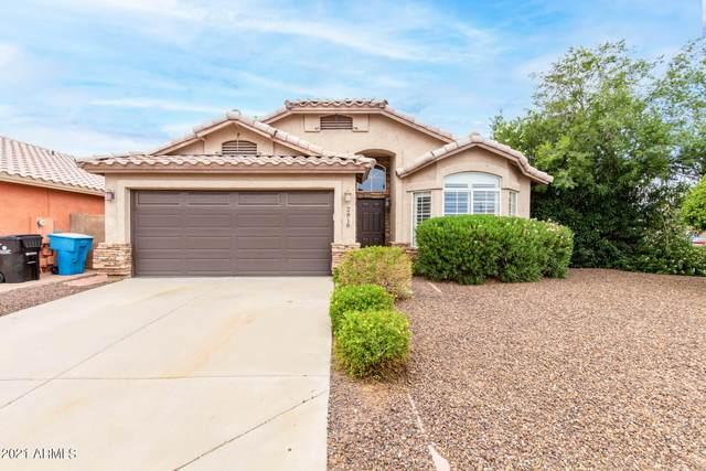 2818 E Wagoner Road, Phoenix, AZ 85032 (MLS #6272556) :: Keller Williams Realty Phoenix
