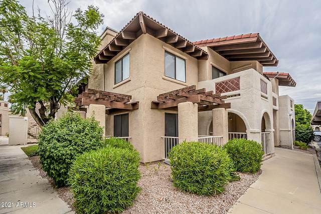 5757 W Eugie Avenue #2039, Glendale, AZ 85304 (MLS #6272559) :: Yost Realty Group at RE/MAX Casa Grande
