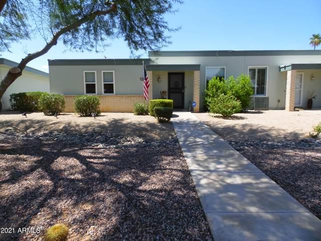 13442 N 100TH Avenue, Sun City, AZ 85351 (MLS #6272578) :: The Laughton Team