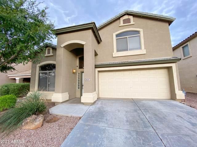 8606 S 50TH Lane, Laveen, AZ 85339 (MLS #6272581) :: The Laughton Team