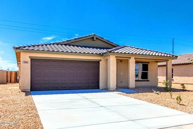 704 S 13TH Place, Coolidge, AZ 85128 (MLS #6272582) :: Keller Williams Realty Phoenix