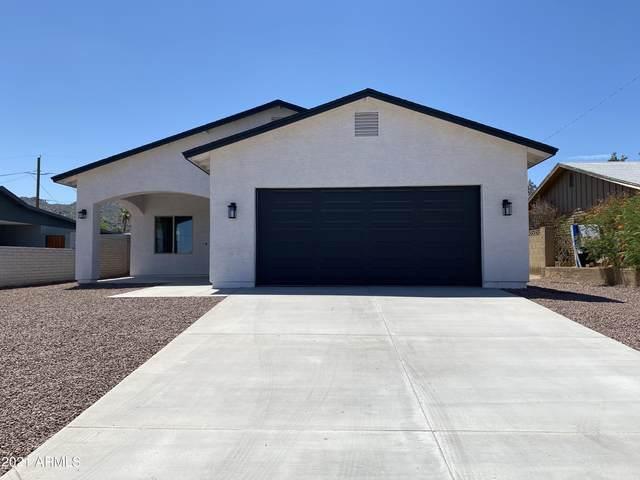 743 E Desert Drive N, Phoenix, AZ 85042 (MLS #6272587) :: Keller Williams Realty Phoenix