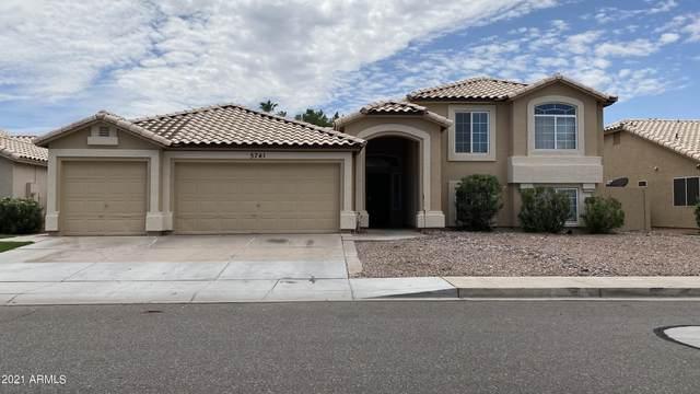 5741 W Ross Drive, Chandler, AZ 85226 (MLS #6272615) :: Kepple Real Estate Group