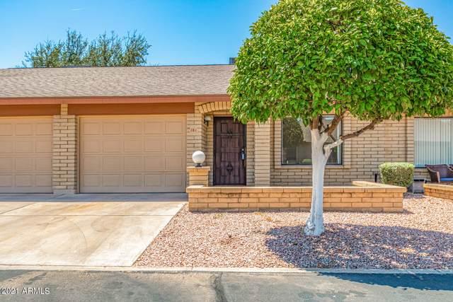 2064 S Farnsworth Drive #101, Mesa, AZ 85209 (MLS #6272634) :: Keller Williams Realty Phoenix