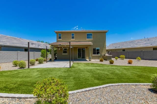 7928 S 24TH Place, Phoenix, AZ 85042 (MLS #6272641) :: Keller Williams Realty Phoenix