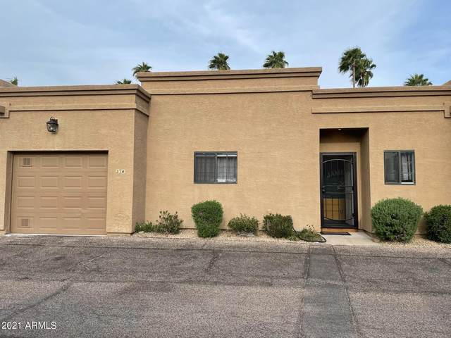 7432 E Carefree Drive #20, Carefree, AZ 85377 (MLS #6272645) :: The Riddle Group