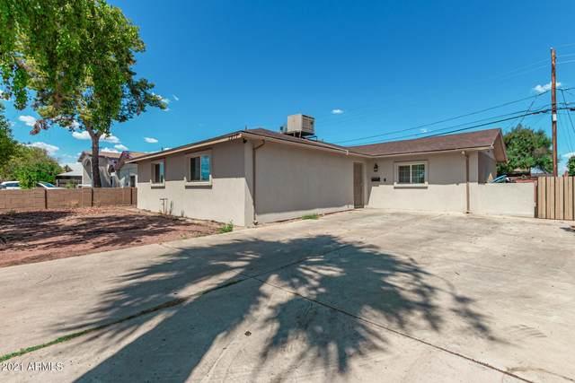 2917 N 55TH Avenue, Phoenix, AZ 85031 (MLS #6272650) :: Power Realty Group Model Home Center