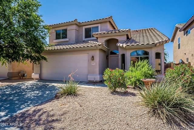 41893 W Michaels Drive, Maricopa, AZ 85138 (MLS #6272655) :: Long Realty West Valley