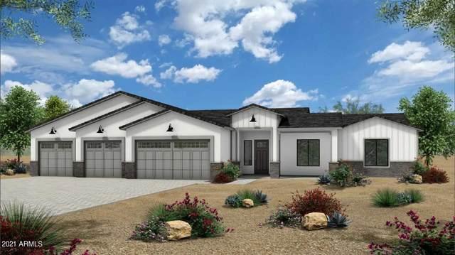 Xx7 E Tumbleweed Drive Lot 4, Phoenix, AZ 85085 (MLS #6272656) :: West USA Realty
