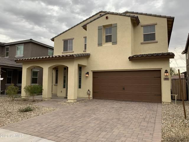 2822 S 95TH Drive, Tolleson, AZ 85353 (MLS #6272674) :: Yost Realty Group at RE/MAX Casa Grande