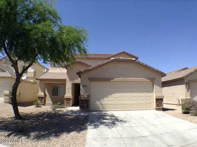 22262 W Yavapai Street, Buckeye, AZ 85326 (MLS #6272680) :: Yost Realty Group at RE/MAX Casa Grande
