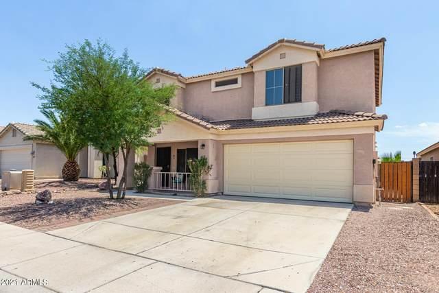6611 W West Wind Drive, Glendale, AZ 85310 (MLS #6272684) :: Long Realty West Valley