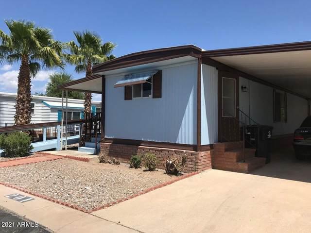 3411 S Camino Seco Road #201, Tucson, AZ 85730 (MLS #6272688) :: Service First Realty