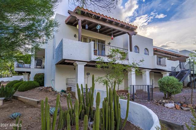 100 N Lazy Fox Road #10, Wickenburg, AZ 85390 (MLS #6272691) :: The Copa Team | The Maricopa Real Estate Company