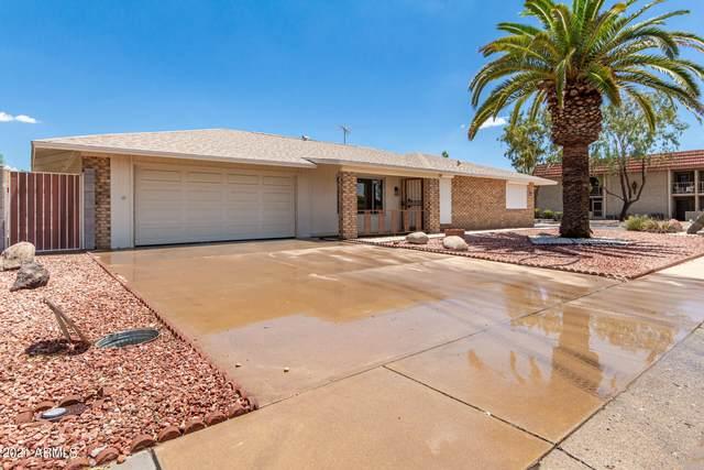 18821 N 99TH Drive, Sun City, AZ 85373 (MLS #6272709) :: The Laughton Team