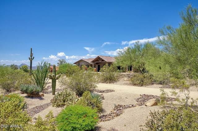 7920 E Serene Street, Carefree, AZ 85377 (MLS #6272713) :: Yost Realty Group at RE/MAX Casa Grande