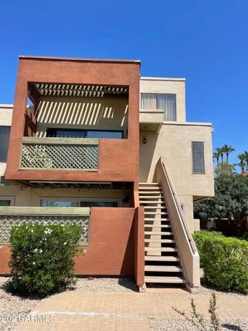 3500 N Hayden Road #1410, Scottsdale, AZ 85251 (MLS #6272742) :: Yost Realty Group at RE/MAX Casa Grande