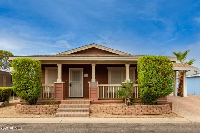 2401 W Southern Avenue #37, Tempe, AZ 85282 (MLS #6272751) :: Conway Real Estate