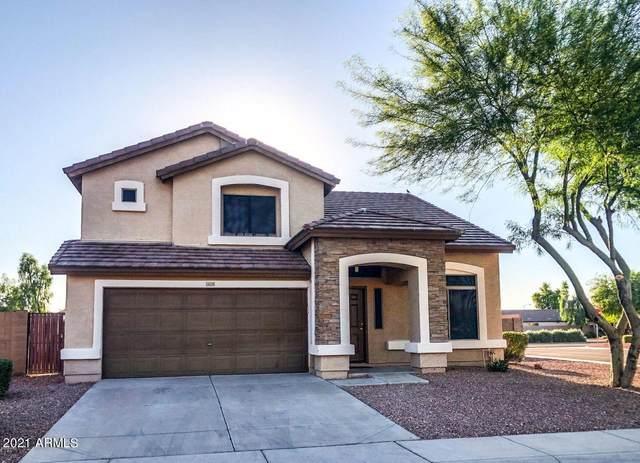 16228 N 160TH Avenue, Surprise, AZ 85374 (MLS #6272768) :: Keller Williams Realty Phoenix