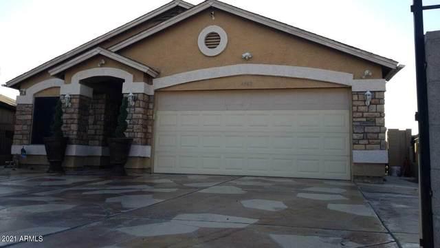 4442 N 84th Drive, Phoenix, AZ 85037 (MLS #6272774) :: Arizona 1 Real Estate Team