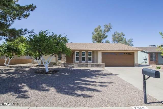 7342 E Ed Rice Avenue, Mesa, AZ 85208 (MLS #6272776) :: Keller Williams Realty Phoenix