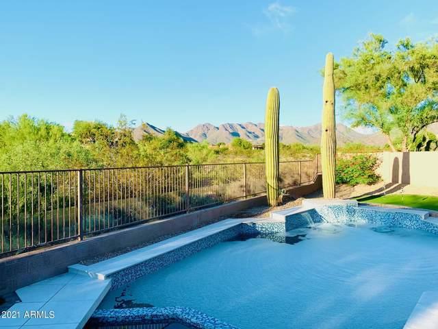 9160 E Palm Tree Drive, Scottsdale, AZ 85255 (MLS #6272782) :: Conway Real Estate