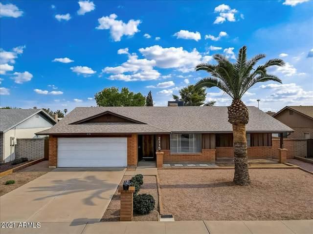 2115 E Sesame Street, Tempe, AZ 85283 (MLS #6272841) :: Elite Home Advisors