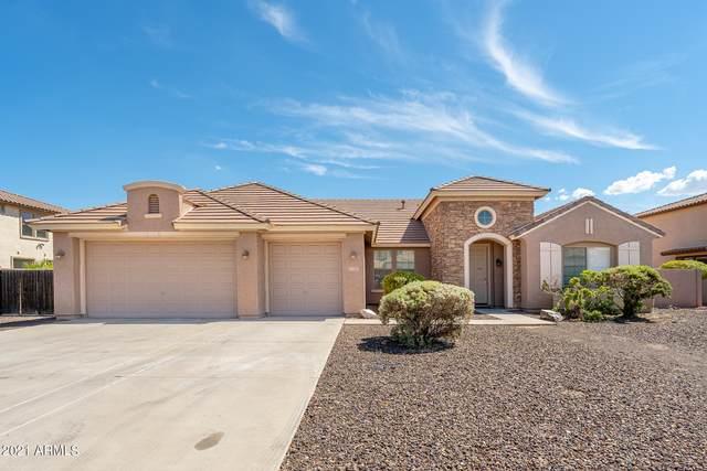 5215 W Gwen Street, Laveen, AZ 85339 (MLS #6272844) :: The Laughton Team