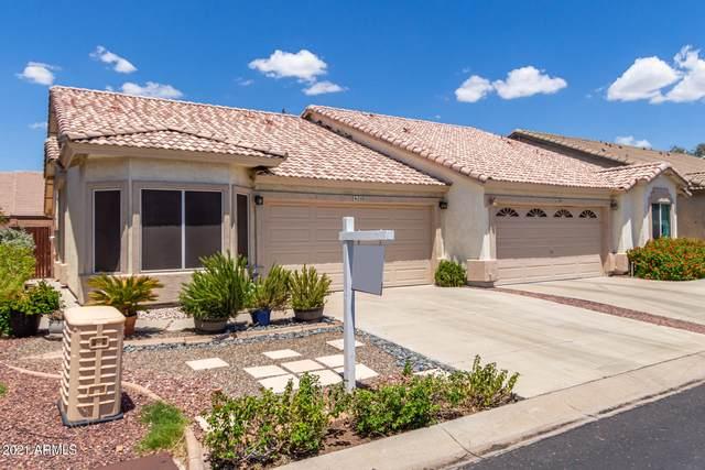 6610 E University Drive #110, Mesa, AZ 85205 (MLS #6272845) :: Long Realty West Valley