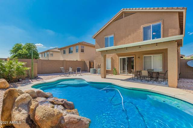 22637 W Mesquite Drive, Buckeye, AZ 85326 (MLS #6272847) :: Kepple Real Estate Group