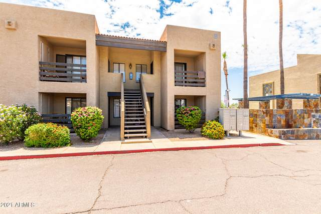 1241 N 48TH Street #207, Phoenix, AZ 85008 (MLS #6272848) :: Conway Real Estate