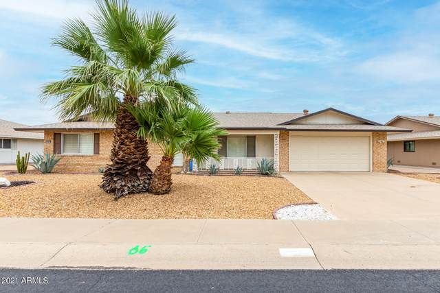 18807 N Ginger Drive, Sun City West, AZ 85375 (MLS #6272854) :: The AZ Performance PLUS+ Team