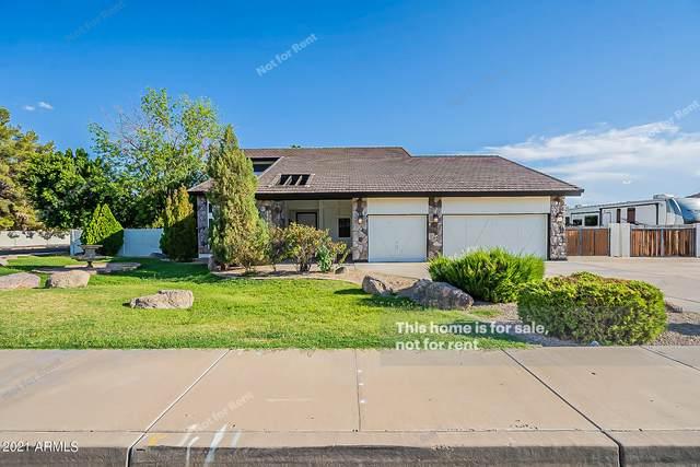 2149 E Hermosa Vista Drive, Mesa, AZ 85213 (MLS #6272859) :: The Ethridge Team