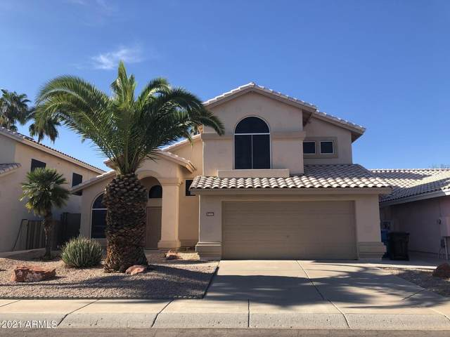 1406 W Charleston Avenue, Phoenix, AZ 85023 (MLS #6272864) :: Conway Real Estate