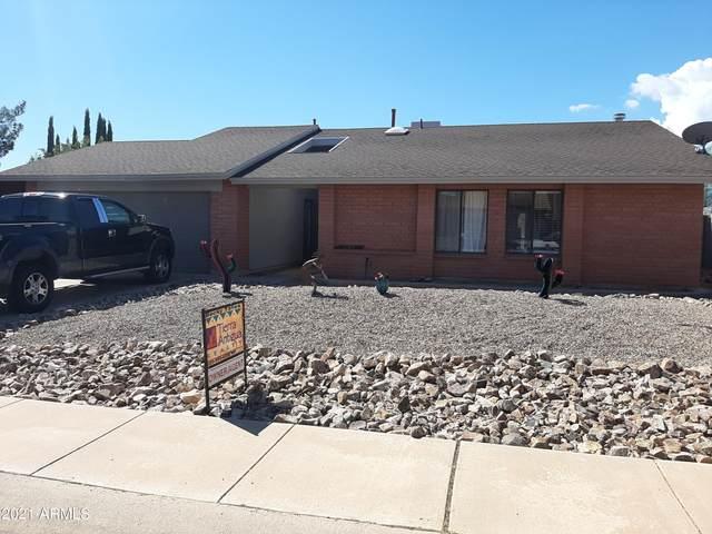 1184 E Cottonwood Drive, Sierra Vista, AZ 85635 (MLS #6272873) :: The Laughton Team