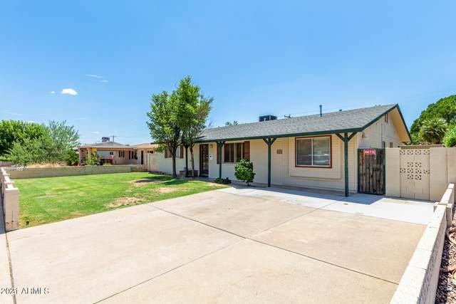 8225 E Jackrabbit Road E, Scottsdale, AZ 85250 (MLS #6272880) :: Conway Real Estate