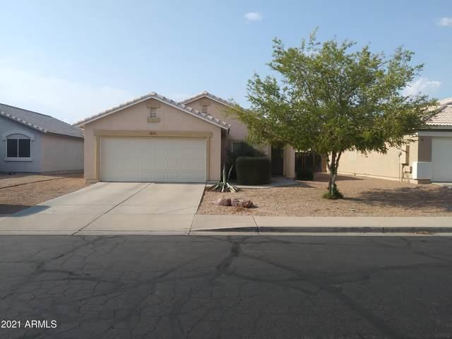 11512 E Covina Street, Mesa, AZ 85207 (MLS #6272888) :: The Ethridge Team