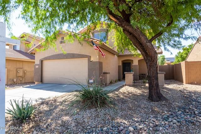 23847 W Mesquite Drive, Buckeye, AZ 85396 (MLS #6272889) :: The Ellens Team