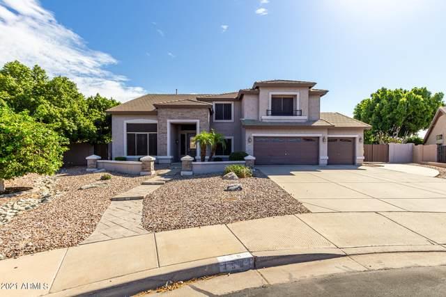 4564 E Dartmouth Street, Mesa, AZ 85205 (MLS #6272892) :: Arizona Home Group