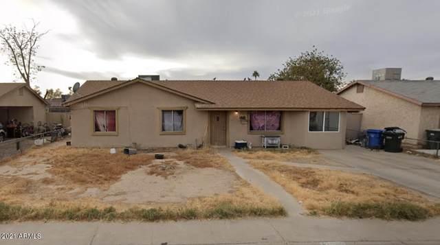 1624 N 57TH Drive, Phoenix, AZ 85035 (MLS #6272904) :: Arizona 1 Real Estate Team