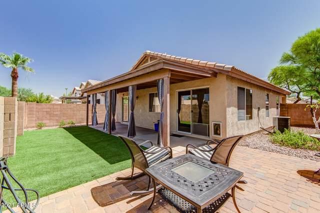 2834 S Paseo Loma, Mesa, AZ 85202 (MLS #6272922) :: The Ethridge Team