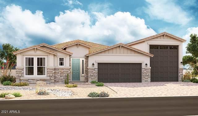 40728 W Hall Drive, Maricopa, AZ 85138 (MLS #6272950) :: Kepple Real Estate Group