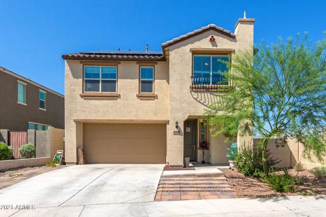 11458 S 176TH Drive, Goodyear, AZ 85338 (MLS #6272985) :: Executive Realty Advisors