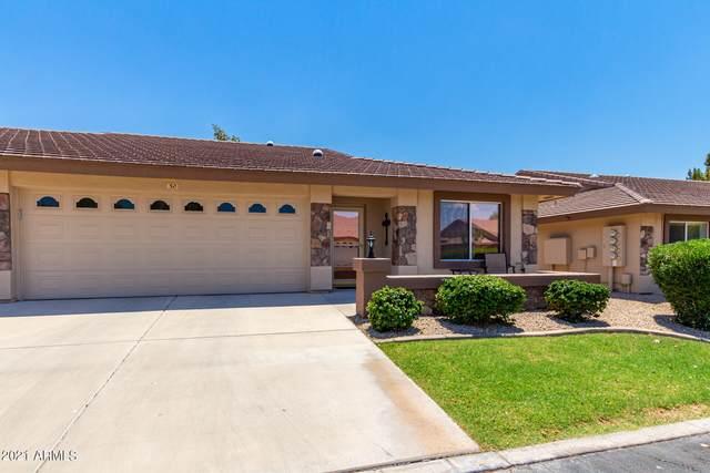 11360 E Keats Avenue #50, Mesa, AZ 85209 (MLS #6272986) :: The Riddle Group