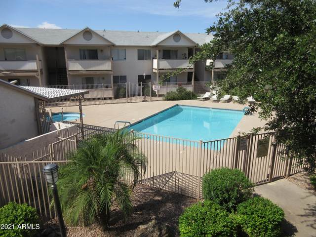 616 S Hardy Drive #242, Tempe, AZ 85281 (MLS #6272987) :: The Laughton Team