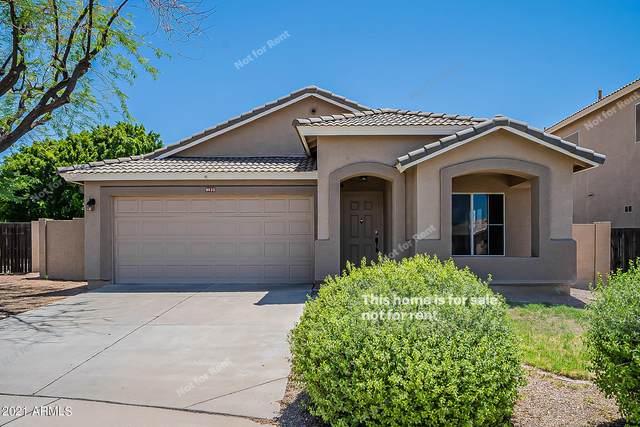 9833 E Keats Avenue, Mesa, AZ 85209 (MLS #6272997) :: Yost Realty Group at RE/MAX Casa Grande
