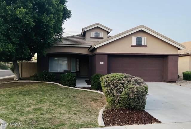 8172 W Ross Avenue, Peoria, AZ 85382 (MLS #6273003) :: Power Realty Group Model Home Center