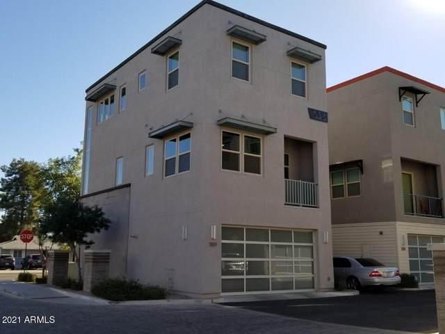 3510 N Miller Road #1023, Scottsdale, AZ 85251 (MLS #6273007) :: The Everest Team at eXp Realty